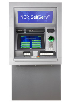 Банкоматы марки NCR