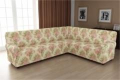 фото чехлы на угловой диван