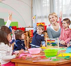 Воспитание детей дошкольного возраста