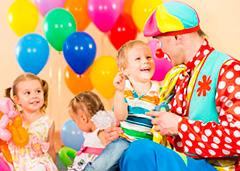 cloun Идеи детского Дня рождения: как сделать праздник незабываемым