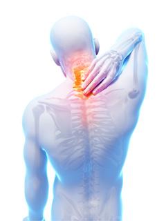 Болит при надавливании на шее сбоку