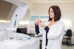 Анализ на специфические белки