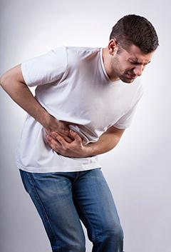 Болит печень при ходьбе