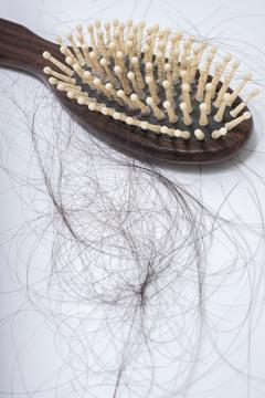 Анализ волос