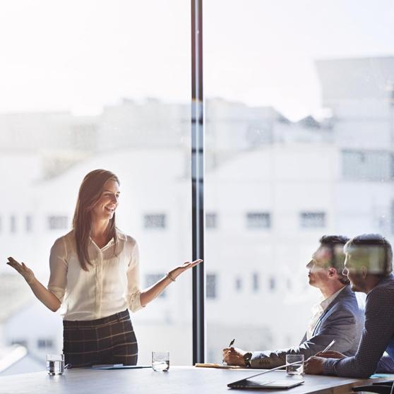 Проведение деловых переговоров