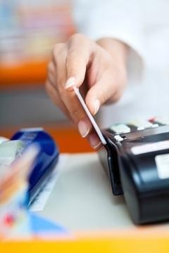 кредитная пластиковая карта