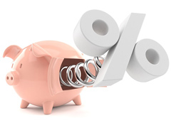 Процентные ставки по вкладам в минбанке