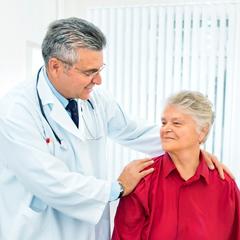 Локализация боли при шейном остеохондрозе позвоночника