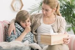 Затяжной кашель у ребенка сухой