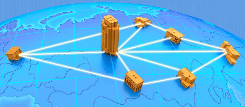 Ваша сеть Корпоративная сеть