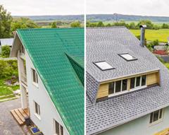Реновация старой крыши
