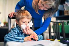 Хлорид натрия для промывания носа ребенку