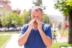 Сухость и жжение в носу