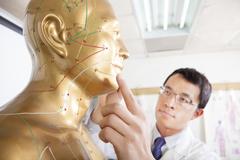 Ох уж эта китайская медицина в центре реабилитации