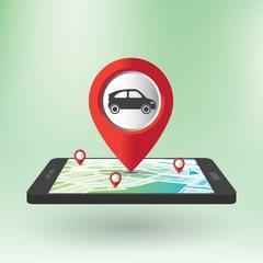 GPS маяк- как не потерять авто