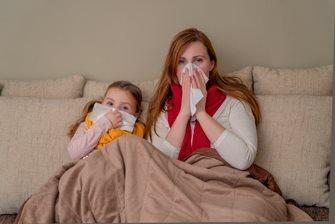 Лечение при ОРВИ и гриппе