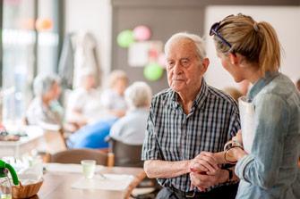 Пансионат для больных Альцгеймером