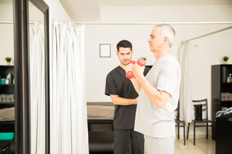 Услуги по медицинской реабилитации