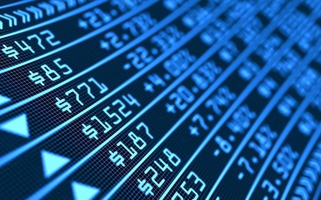 Торговля ценными бумагами