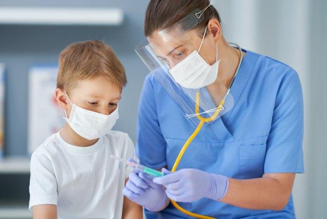 Детские прививки
